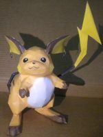 Raichu by jewzeepapercraft