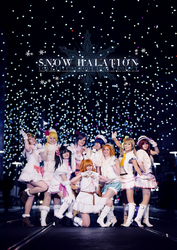 Love Live . Snow Halation I by kazenary