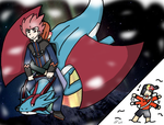 Romantic Flight .:PKMN STYLE:. by lugiacollector