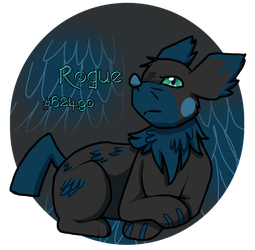 PKMN|Rogue|[ADOPTED] by DevilsRealm