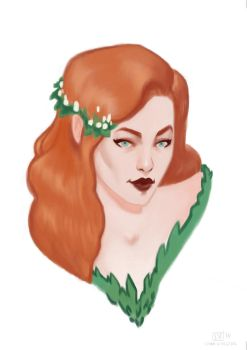 Poison Ivy by Iona-Vorster