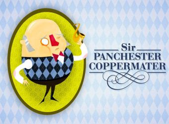 Sir Panchester Coppermater by srlucha