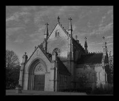 Crown Hill Two by NickyNightmare