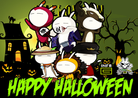 Infagames.com Happy Halloween!!! by charrytaker
