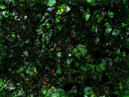 Green Abstract Texture by WKJ-Stock