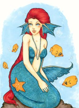 Mermaid by csgraphics