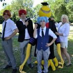 Assassination classroom by IllyDragonfly