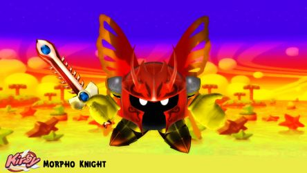 (MMD/XPS Model) Morpho Knight Download by SAB64