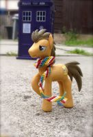 MLP Doctor Whooves by Blindfaith-boo