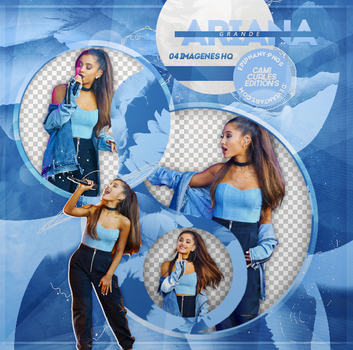 PACK PNG 47 | Ariana Grande by EPIPHANY-PNGS