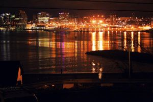 Halifax City Scape by shaina74