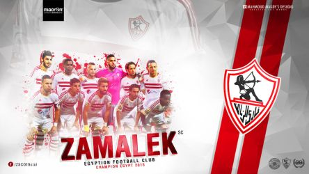 Zamalek SC Wallpaper by 7oooda