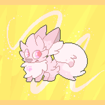 Lil Shiny by pupom