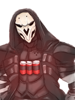 Reaper sketch by Artrmotus