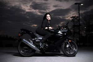Faith Motorcycle again by XtremeElemenT
