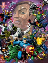 20 for 20 Amalgam Age of Comics by 66lightning