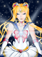 Sailor Moon by Seiteki9