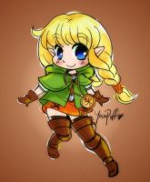 Linkle by YamPuff