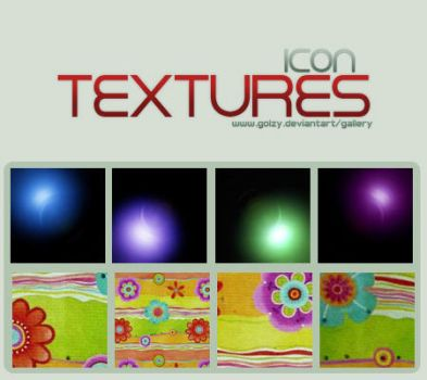 Icon Textures Golzy by golzy