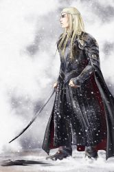Thranduil by ToolOfTheDay
