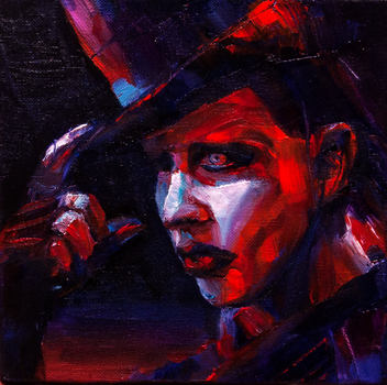 Marilyn Manson by VityaR83