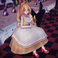 [MikuMikuDance|MMD] Chica FNAF by AngelinaSchmidt
