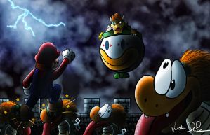Mario's Last Chance by JustinDeRosa