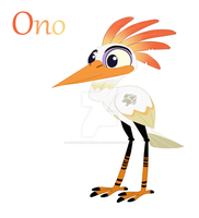 Ono - the sharp-eyed by LiontheNorthernlands