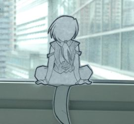 Looking Out The Window by RagingChaosGod