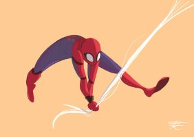 Spidey by x-kaitlin-x