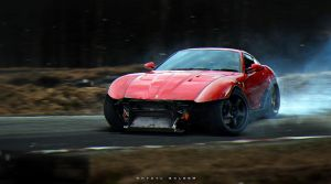 Ferrari 599 Missile by The--Kyza