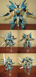 REVOLTECH 111 JEHUTY ANUBIS ZONE OF THE ENDERS by DarkShadowArtworks
