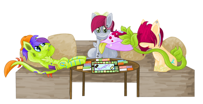 Request for WindBlossom by GlitzerKirby