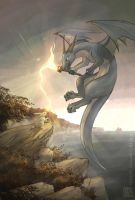 THE YEAR OF THE DRAGON by uta-inu