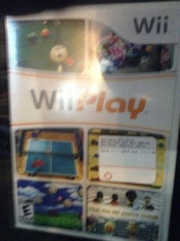 Wii Play by jonathancakes774