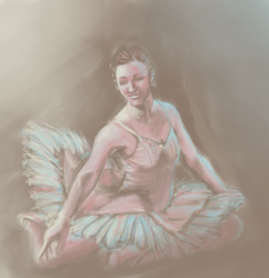 Study - color and sketch by Ascott-wongle