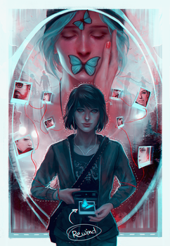 Life Is Strange by Withoutafuss