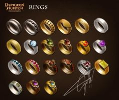 DHA Vita Rings by Forza27