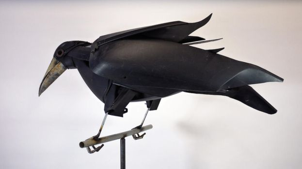 Crow2 by HubcapCreatures