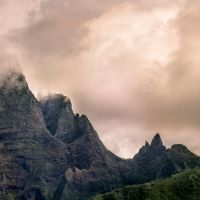 On Cilaos Road -2- (Reunion island) by OlivierAccart