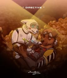 DIRECTIVE - Wall-E by R-FakonWolf