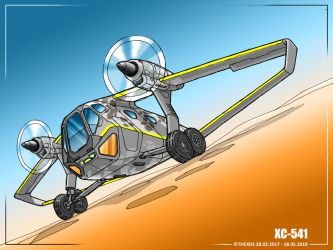 XC-541 by TheXHS