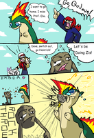 HG Nuzlocke : 48 by SaintsSister47