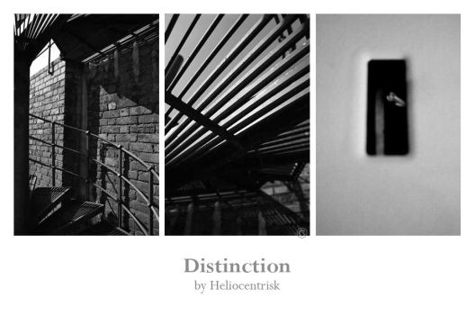 Distinction by Heliocentrisk