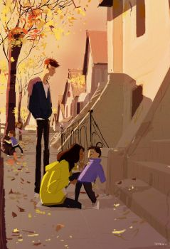 It's Almost Fall Again by PascalCampion