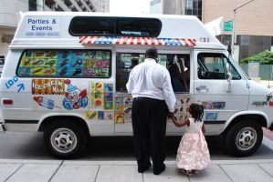 All American Ice Cream Truck 2 by Prismatic-Prince
