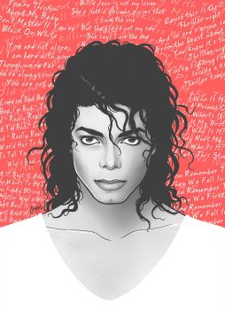 Tribute to THE KING OF POP by ismaelalvarez