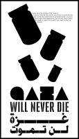 Gaza will never die by gaber440