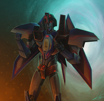 Starscream.RiD-2015 by Azulg
