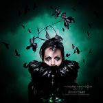 Crows by vampirekingdom